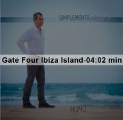 Gate four Ibiza island