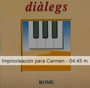 Improvisación para Carmen